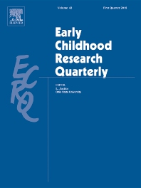 Early Childhood Research Quarterly template (Elsevier)