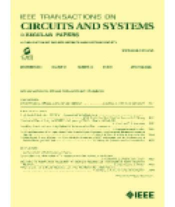 IEEE Transactions on Circuits and Systems I: Regular Papers template (IEEE)