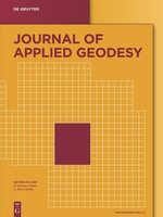 Journal of Applied Geodesy template (De Gruyter)