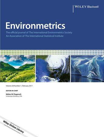 Environmetrics template (Wiley)