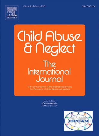 Child Abuse & Neglect template (Elsevier)