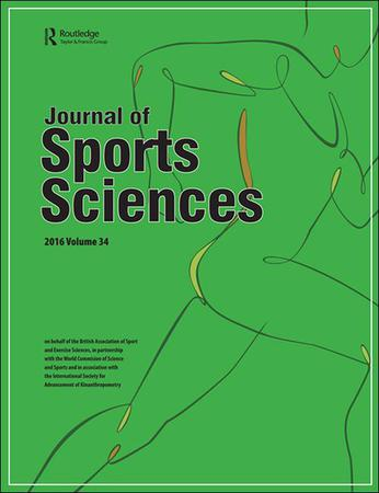 Journal of Sports Sciences template (Taylor and Francis)