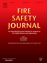 Fire Safety Journal template (Elsevier)