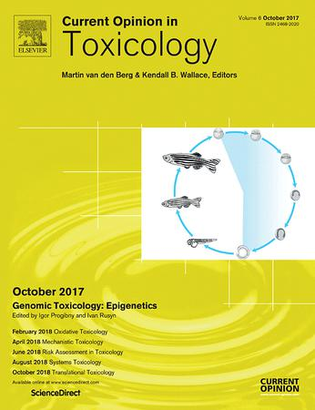Current Opinion in Toxicology template (Elsevier)