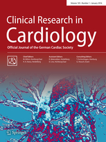 Clinical Research in Cardiology template (Springer)
