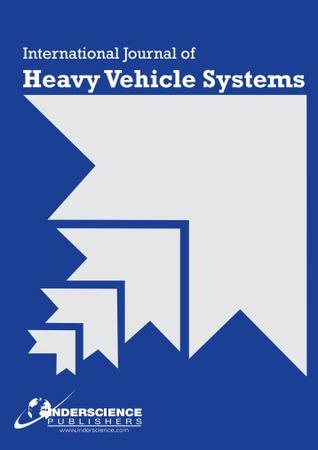 International Journal of Heavy Vehicle Systems template (Inderscience Publishers)