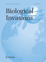 Biological Invasions template (Springer)