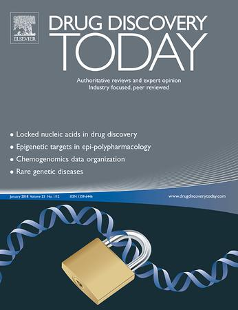 Drug Discovery Today template (Elsevier)