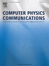 Computer Physics Communications template (Elsevier)
