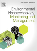 Environmental Nanotechnology, Monitoring & Management template ( Monitoring & Management)