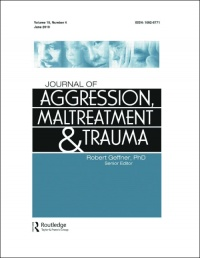 Journal of Aggression, Maltreatment and Trauma template ( Maltreatment and Trauma)
