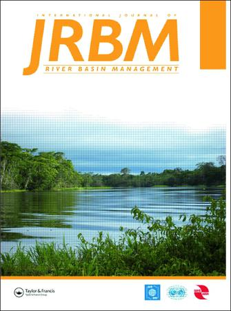 International Journal of River Basin Management template (Taylor and Francis)