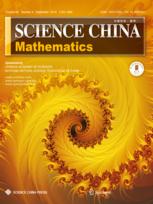 Science China Mathematics template (Springer)