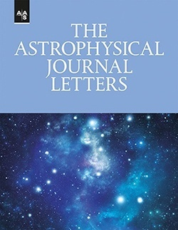The Astrophysical Journal Letters template (American Astronomical Society)
