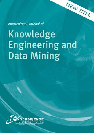 International Journal of Knowledge Engineering and Data Mining template (Inderscience Publishers)