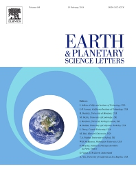 Earth and Planetary Science Letters template (Elsevier)