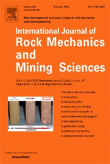 International Journal of Rock Mechanics and Mining Sciences template (Elsevier)