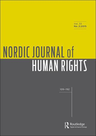 Nordic Journal of Psychiatry template (Taylor and Francis)