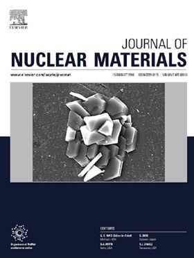 Journal of Nuclear Materials template (Elsevier)