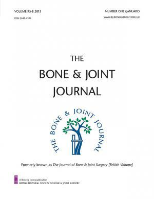 The Bone & Joint Journal template (The British Editorial Society of Bone & Joint Surgery)