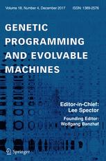 Genetic Programming and Evolvable Machines template (Springer)