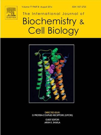 The International Journal of Biochemistry & Cell Biology template (Elsevier)