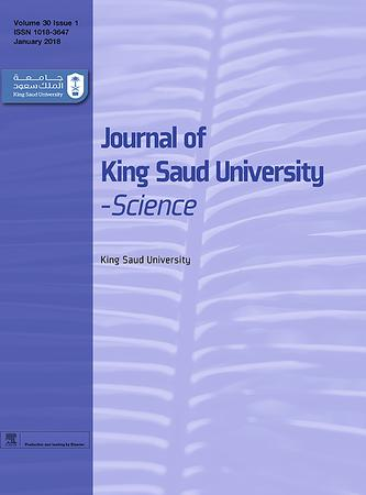 Journal of King Saud University - Science template (Elsevier)