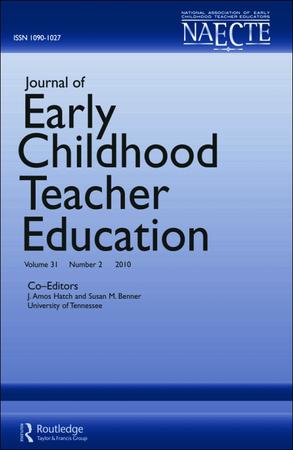 Journal of Early Childhood Teacher Education template (Taylor and Francis)
