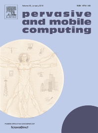 Pervasive and Mobile Computing template (Elsevier)