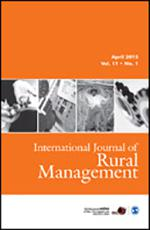International Journal of Rural Management template (SAGE)