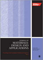 Proceedings of the Institution of Mechanical Engineers, Part L: Journal of Materials: Design and Applications template ( Part L: Journal of Materials: Design and Applications)