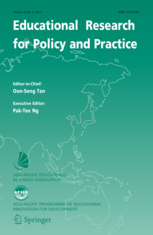 Educational Research for Policy and Practice template (Springer)