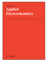 Journal of Applied Electrochemistry template (Springer)