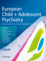 European Child & Adolescent Psychiatry template (Springer)