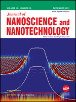 Journal of Nanoscience and Nanotechnology template (American Scientific Publishers)