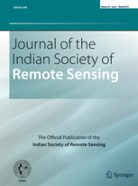 Journal of the Indian Society of Remote Sensing template (Springer)