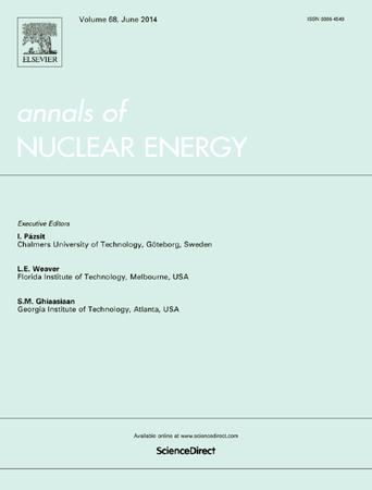 Annals of Nuclear Energy template (Elsevier)