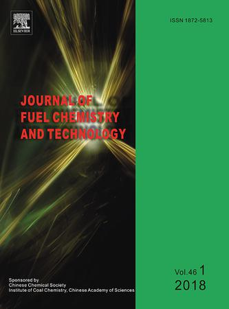 Journal of Fuel Chemistry and Technology template (Elsevier)
