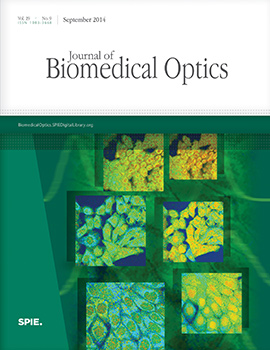 Journal of Biomedical Optics template (SPIE)