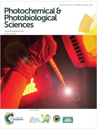 Photochemical and Photobiological Sciences template (Royal Society of Chemistry)