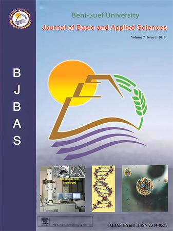Beni-Suef University Journal of Basic and Applied Sciences template (Elsevier)
