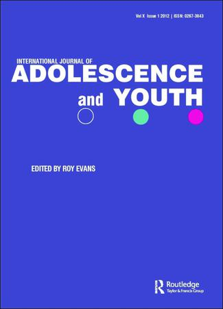 International Journal of Adolescence and Youth template (Taylor and Francis)