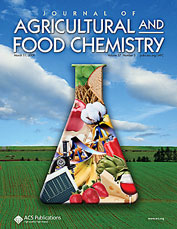 Journal of Agricultural and Food Chemistry template (American Chemical Society)