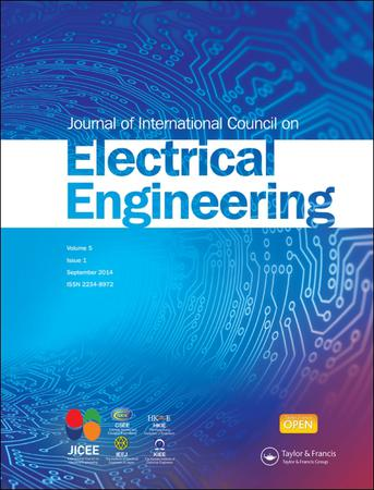 Journal of International Council on Electrical Engineering template (Taylor and Francis)
