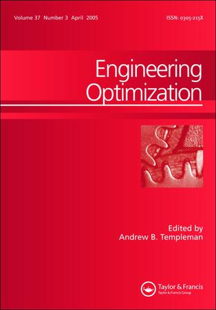 Engineering Optimization template (Taylor and Francis)