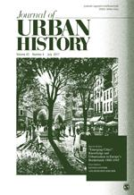 Journal of Urban History template (SAGE)