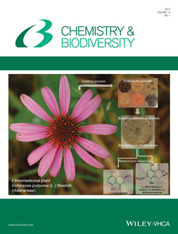Chemistry & Biodiversity template (Wiley)