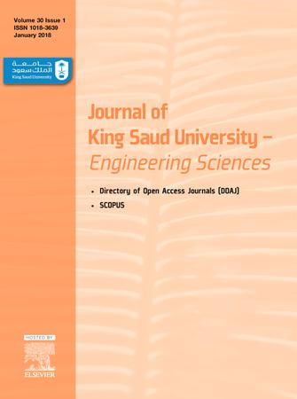 Journal of King Saud University - Engineering Sciences template (Elsevier)