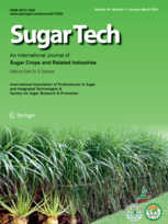 Sugar Tech template (Springer)