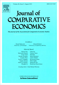Journal of Comparative Economics template (Elsevier)